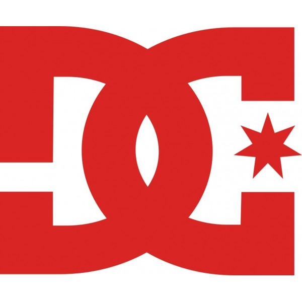 Logo Dc Shoes En Couleur