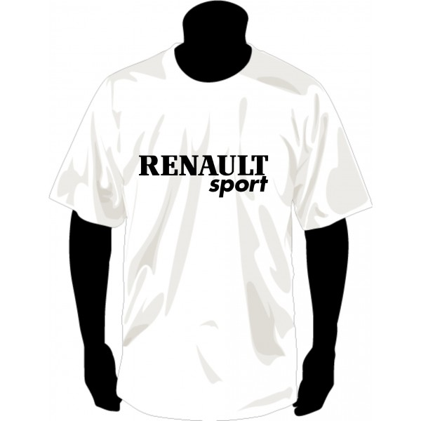 tshirt renault sport dp performance. Black Bedroom Furniture Sets. Home Design Ideas